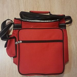 Other - Insulated lunch bag w/ accessories